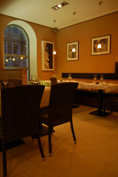 Restaurant Barestovino