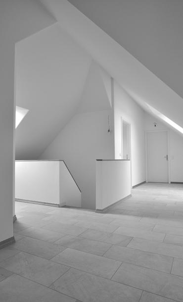 Neubau im Altbau in München