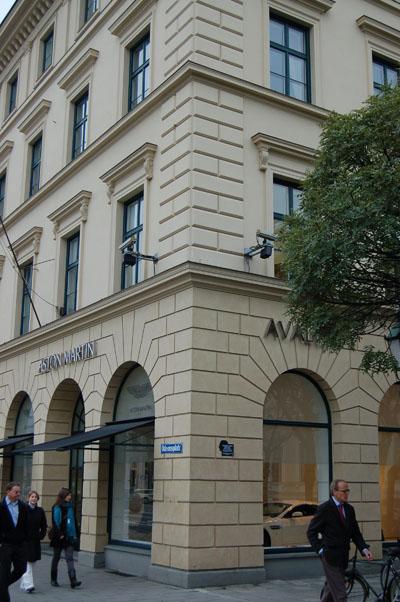Fassadenpreis München