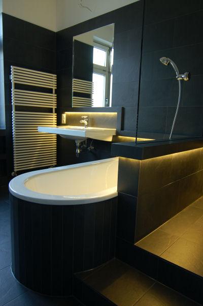il bagno nero ( Das schwarze Bad)